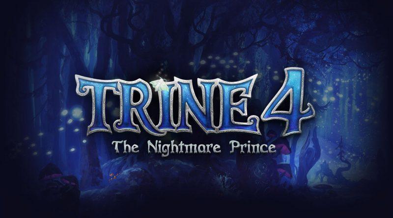 Trine 4: The Nightmare Prince Nintendo Switch PS4