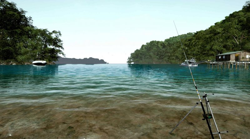 Ultimate Fishing Simulator Nintendo Switch