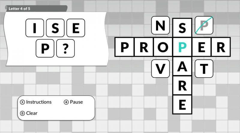 Word Puzzles by POWGI Nintendo Switch