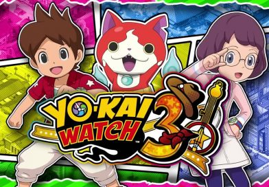 Yo-kai Watch 3 Launches On Nintendo 3DS In Europe On December 7