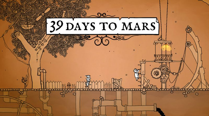 39 Days to Mars Nintendo Switch