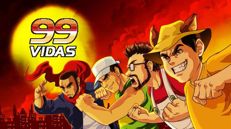 99Vidas: Definitive Edition Nintendo Switch
