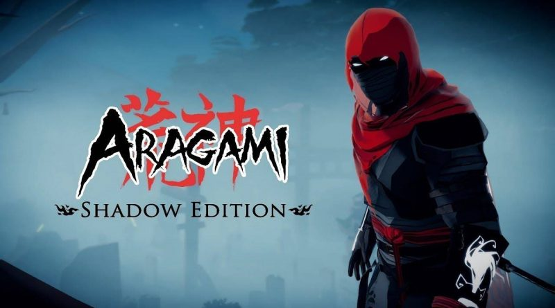 Aragami: Shadow Edition Nintendo Switch