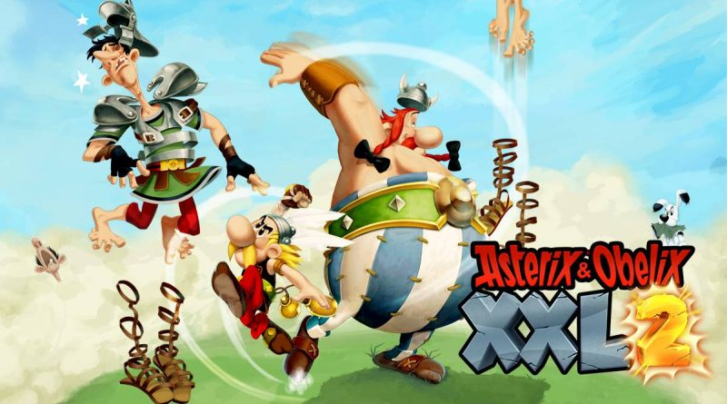 Asterix & Obelix XXL 2 Nintendo Switch
