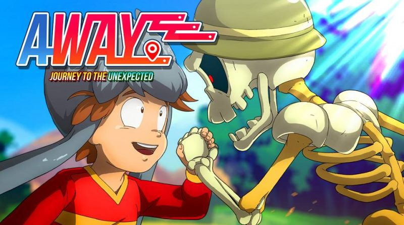 Away: Journey to the Unexpected Nintendo Switch