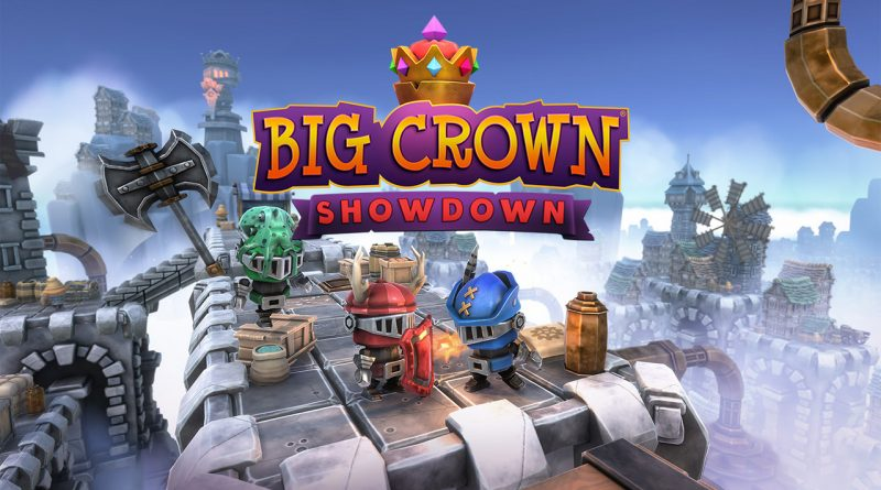 Big Crown: Showdown Nintendo Switch