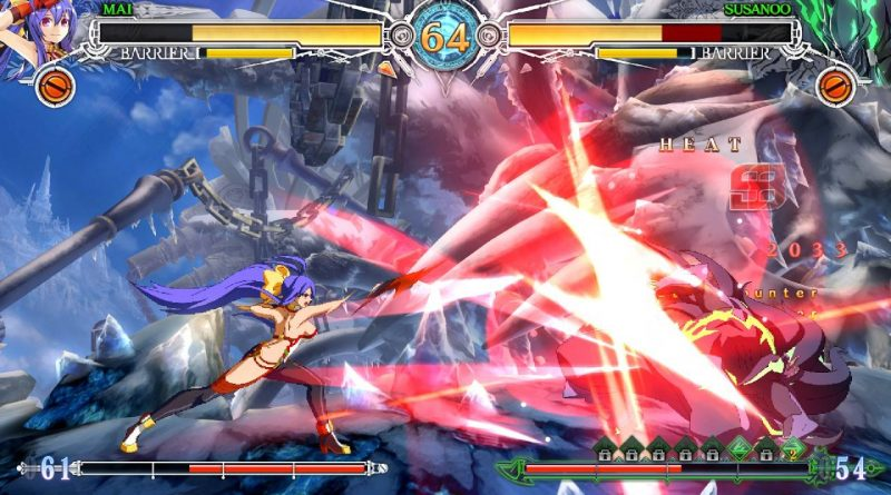 BlazBlue: Central Fiction Special Edition Nintendo Switch