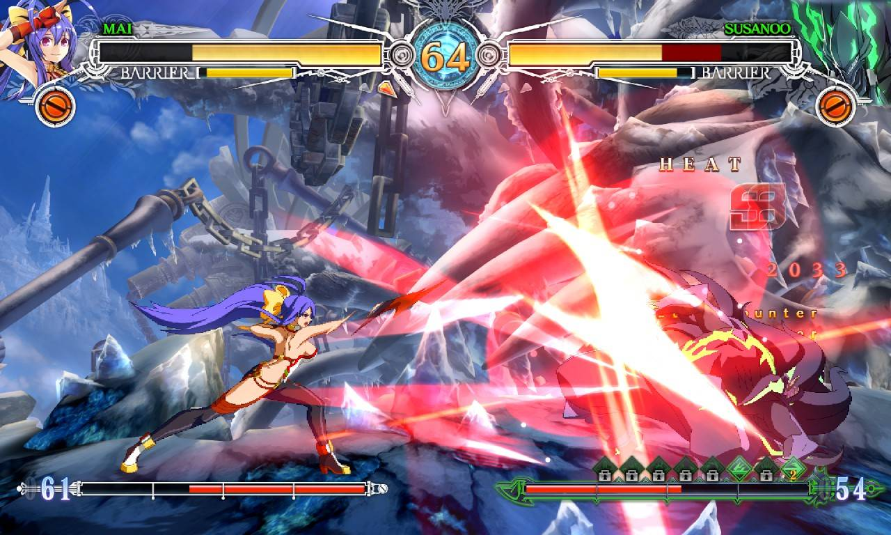 BlazBlue: Central Fiction Special Edition Arrives On Switch