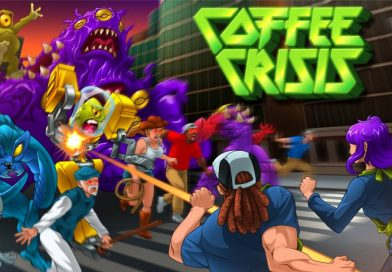 Coffee Crisis Coming To Nintendo Switch On November 30