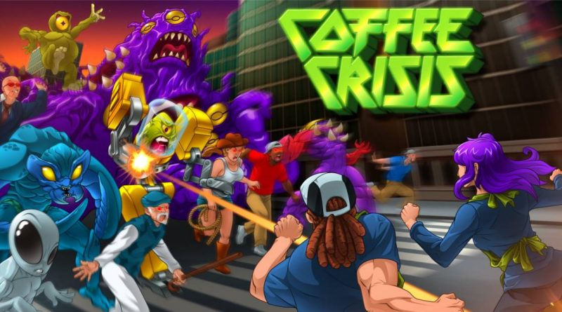 Coffee Crisis Nintendo Switch