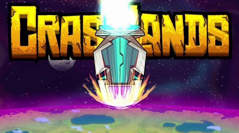 Crashlands Nintendo Switch