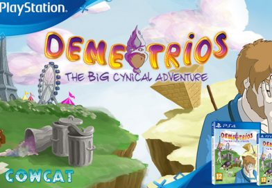 Demetrios Getting Physical Release For PS Vita & PS4 In December