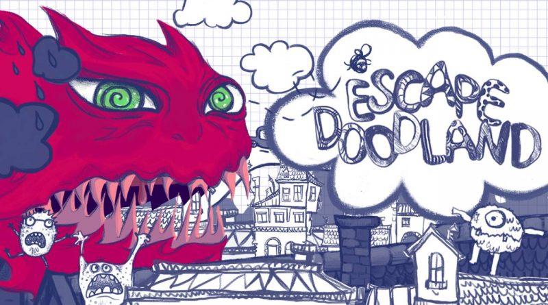 Escape Doodland Nintendo Switch