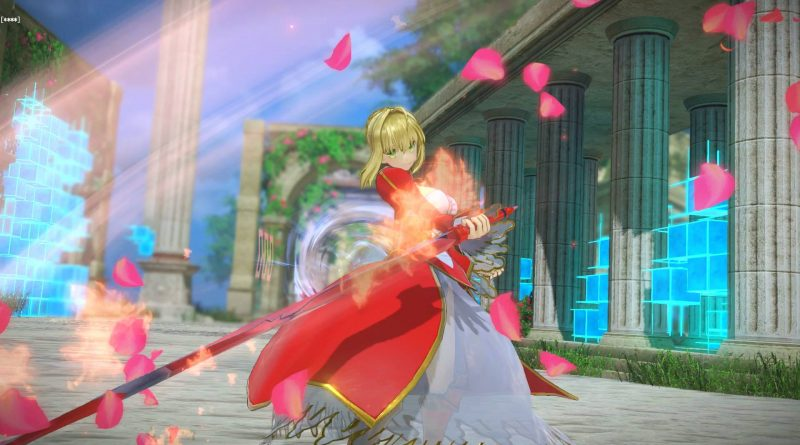 Fate/Extella Link Nintendo Switch