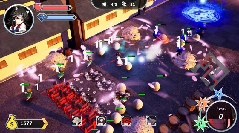 Gensokyo Defenders Nintendo Switch