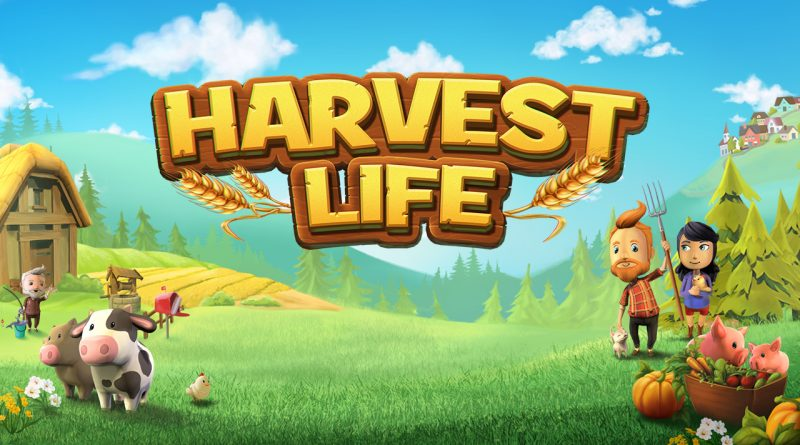 Harvest Life Nintendo Switch