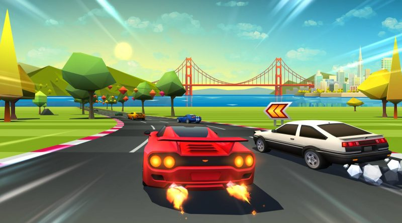 Horizon Chase Turbo Nintendo Switch