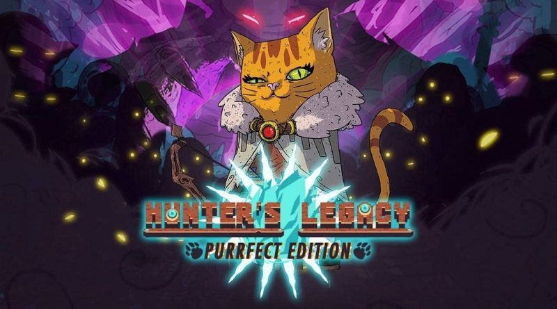 Hunter's Legacy: Purrfect Edition Nintendo Switch