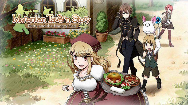 Marenian Tavern Story: Patty and the Hungry God Nintendo Switch PS4