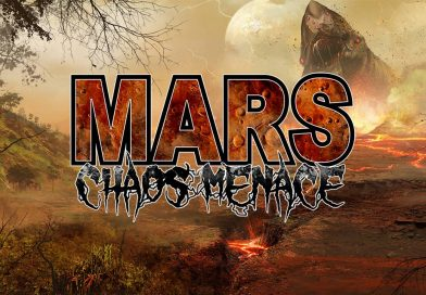 Mars Chaos Menace Out Now On Nintendo Switch