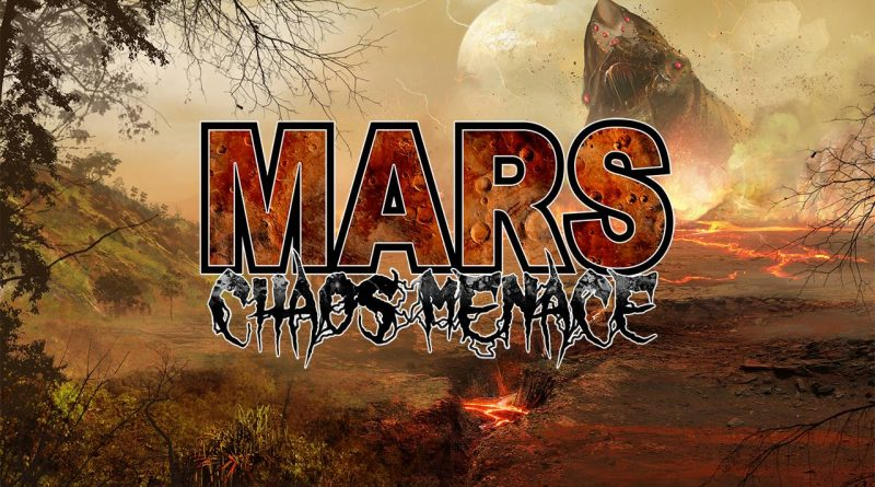 Mars Chaos Menace Nintendo Switch