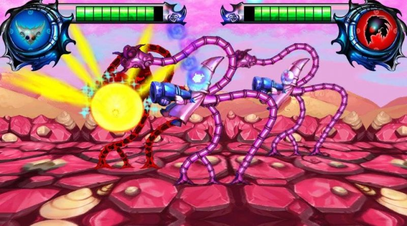 Mecho Wars: Desert Ashes PS Vita PS4 Nintendo Switch