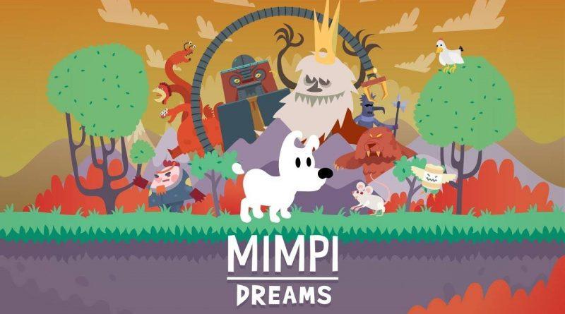 Mimpi Dreams Nintendo Switch