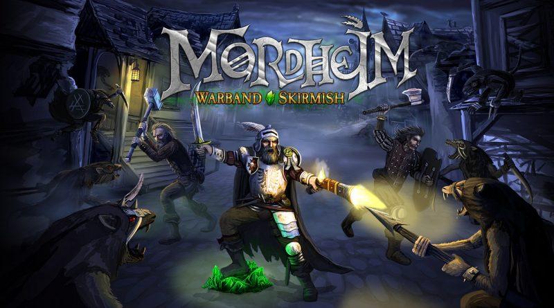 Mordheim: Warband Skirmish Nintendo Switch