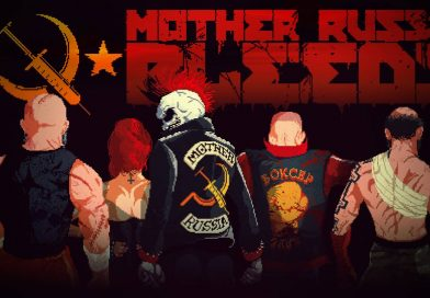 Mother Russia Bleeds Out Now On Nintendo Switch