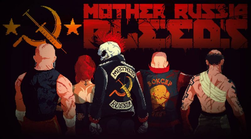 Mother Russia Bleeds Nintendo Switch