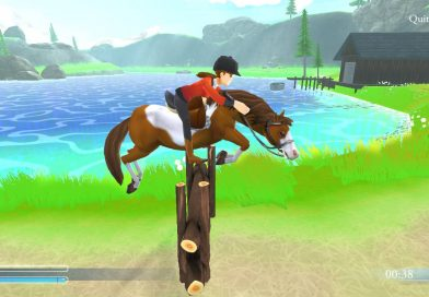 My Riding Stables: Life with Horses Available Now For Nintendo Switch & PS4
