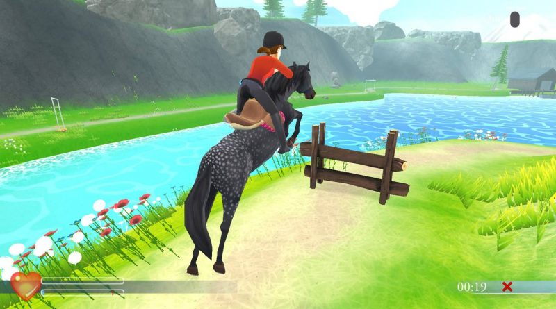 My Riding Stables: Life with Horses Nintendo Switch PS4