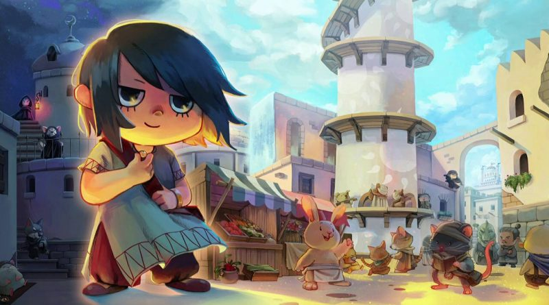 Nairi: Tower of Shirin Nintendo Switch
