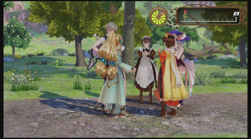 Nelke & the Legendary Alchemists: Ateliers of the New World Nintendo Switch PS4