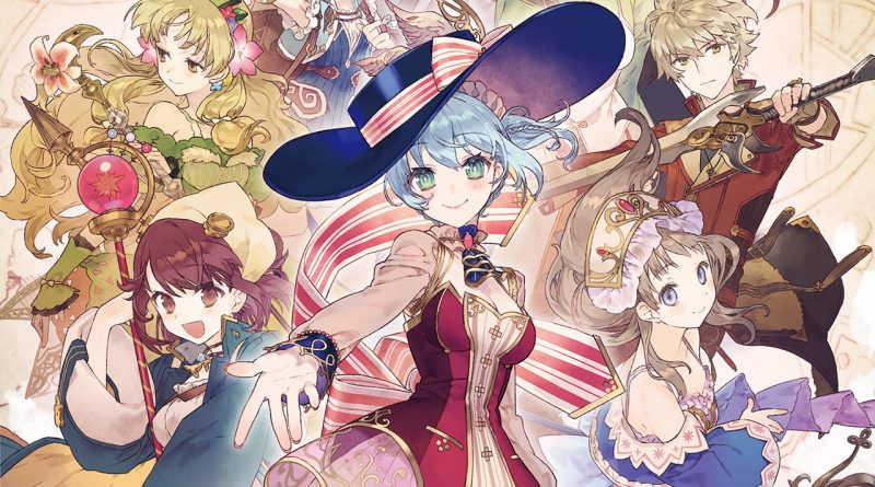 Nelke & the Legendary Alchemists: Ateliers of the New World Nintendo Switch PS4