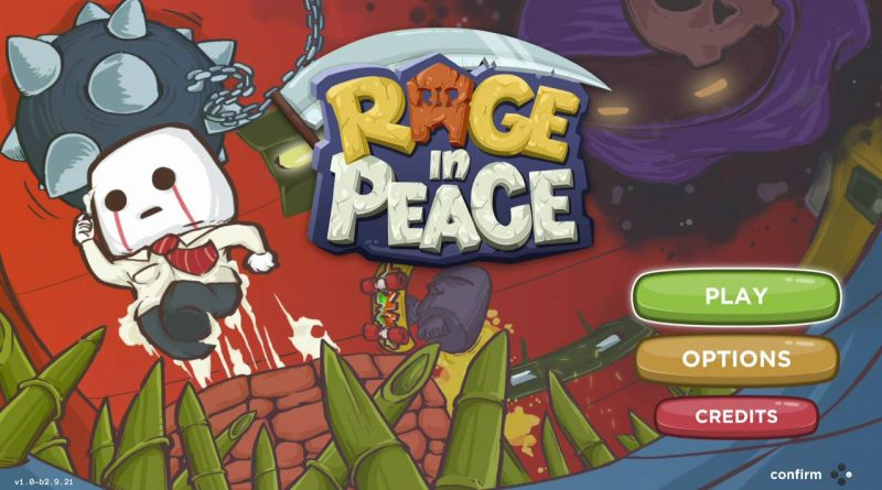 Rage in Peace Nintendo Switch PC
