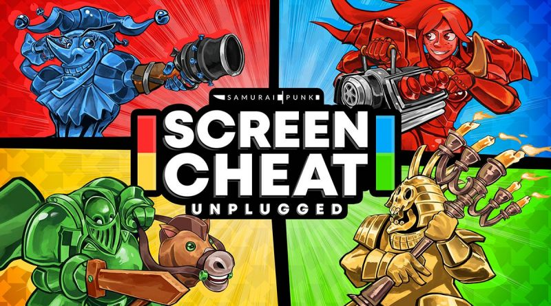 Screencheat: Unplugged Nintendo Switch