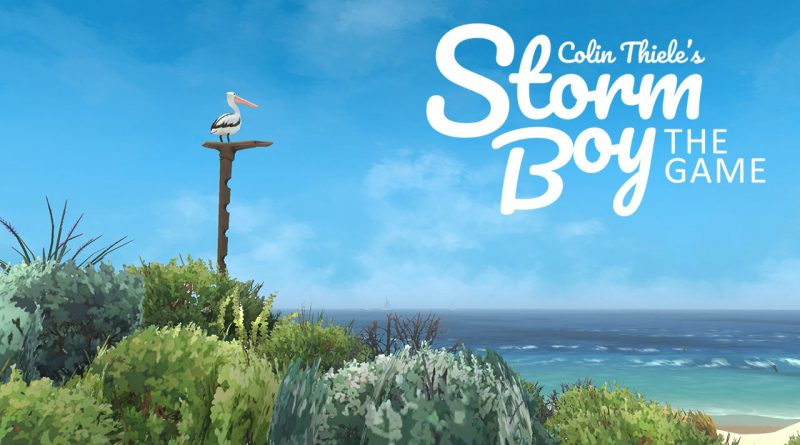 Storm Boy: The Game Nintendo Switch PS4