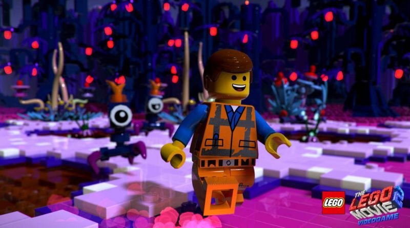 The LEGO Movie 2 Videogame Nintendo Switch