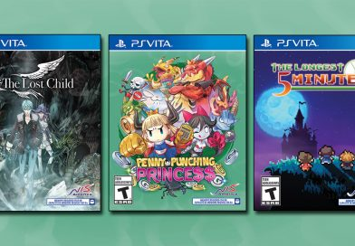 The Lost Child, Penny-Punching Princess & The Longest Five Minutes Get Physical PS Vita Release In March 2019