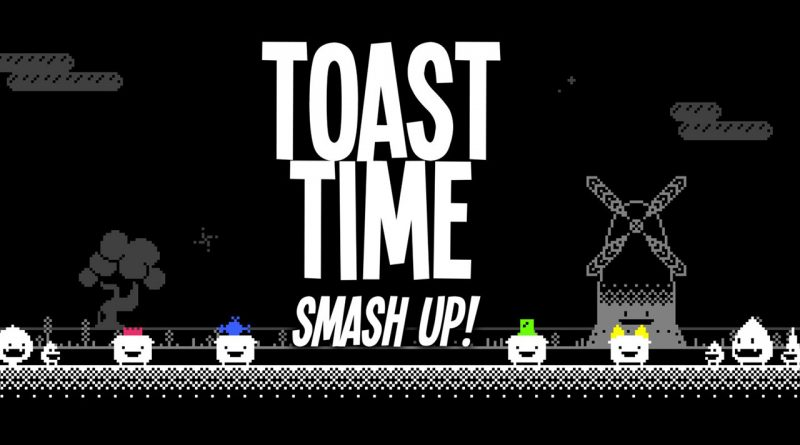 Toast Time: Smash Up! Nintendo Switch