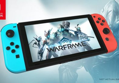 Warframe For Nintendo Switch Gets New Screenshots & Trailer