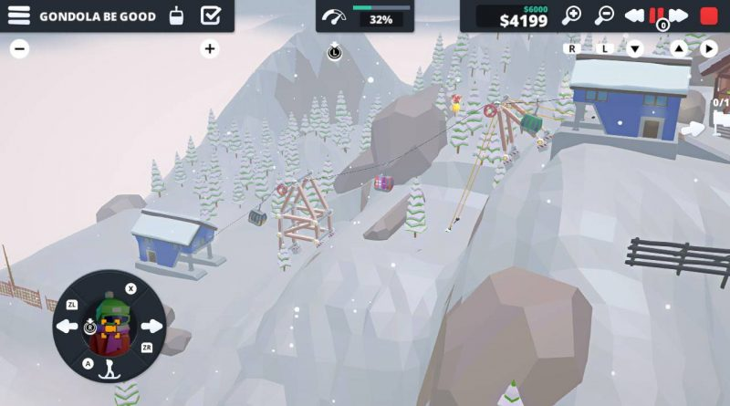 When Ski Lifts Go Wrong Nintendo Switch