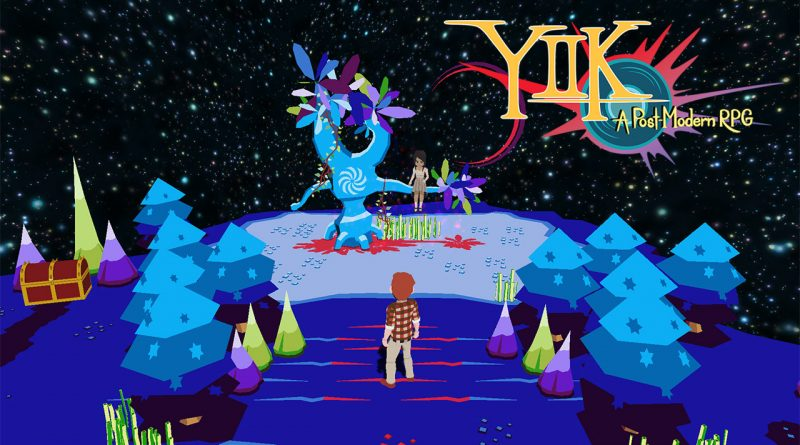 YIIK A Postmodern RPG PS Vita PS4 Nintendo Switch PC