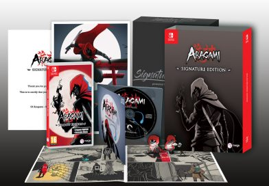 Aragami: Shadow Edition Releases On Nintendo Switch On February 22, 2019