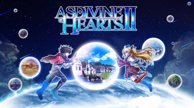 Asdivine Hearts 2 PS Vita PS4 Nintendo Switch