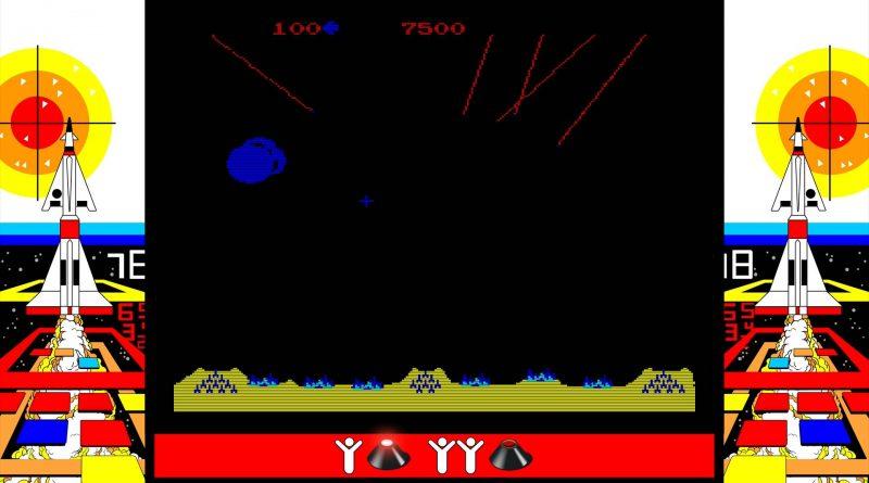 Atari Flashback Classics Nintendo Switch