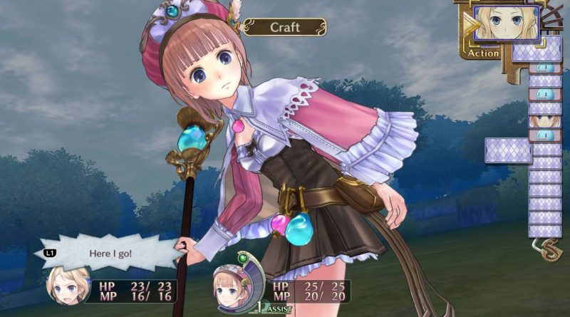 Atelier Arland Series Deluxe Pack Nintendo Switch