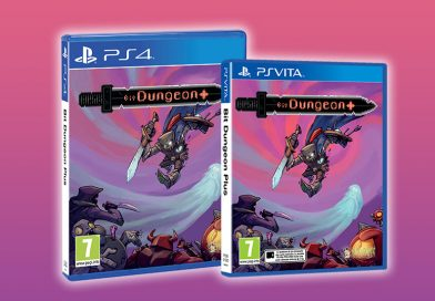Bit Dungeon Plus Physical Version Announced For PS Vita & PS4