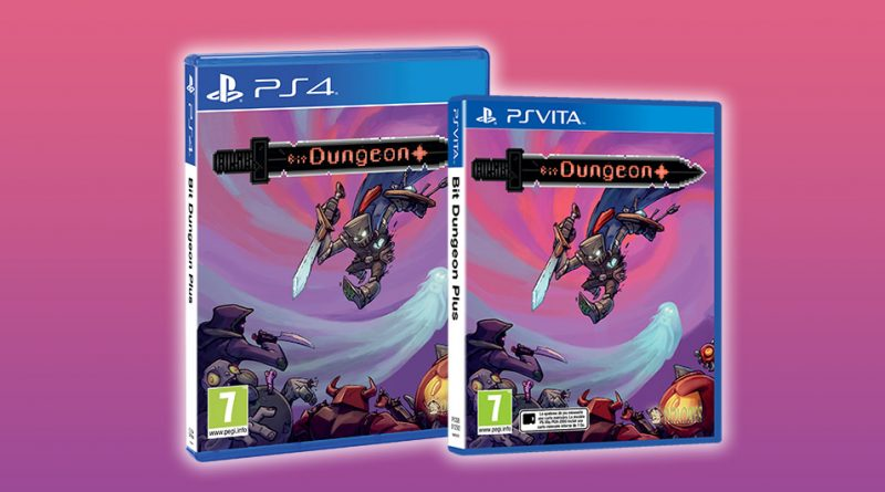 Bit Dungeon Plus PS Vita PS4
